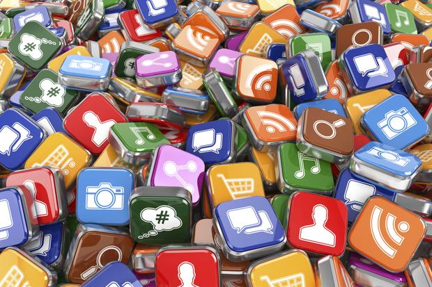 Sosyal Medya İkonları