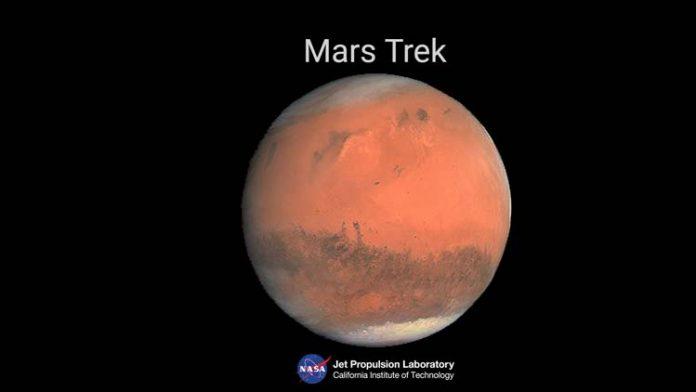 Google Mars Trek Nedir Nasıl Kullanılır?