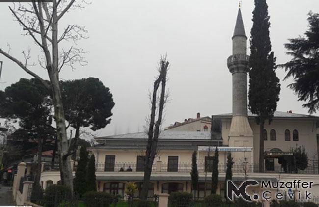 Abdullah Ağa Camii