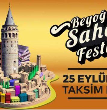 12. Beyoğlu Sahaf Festivali 2018