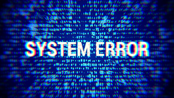 Teknofest System Error
