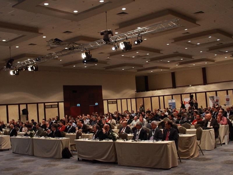3.Uluslararası Madenlerde İş Sağlığı ve Güvenliği Konferansı