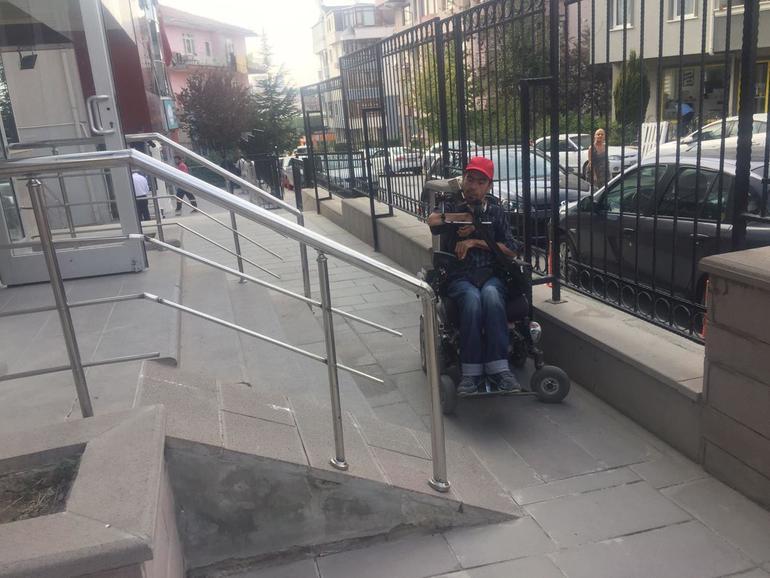 Engelli Rampası