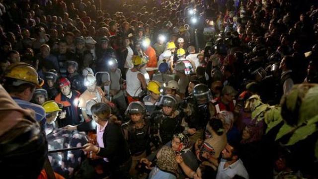Soma Maden Kazası 2014