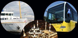 Çamlıca Camii Nerede, Nasıl Gidilir?