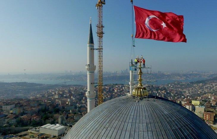 Çamlıca Camii'nin Özellikleri