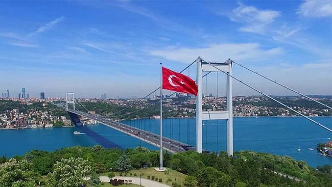 Avrupa Yakası FSM Köprüsü