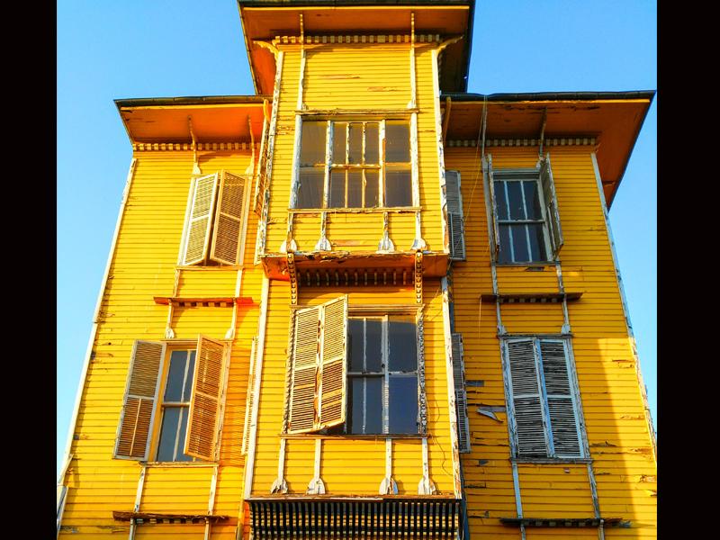 Sarı Köşk Sultanahmet (yellow pavilion)