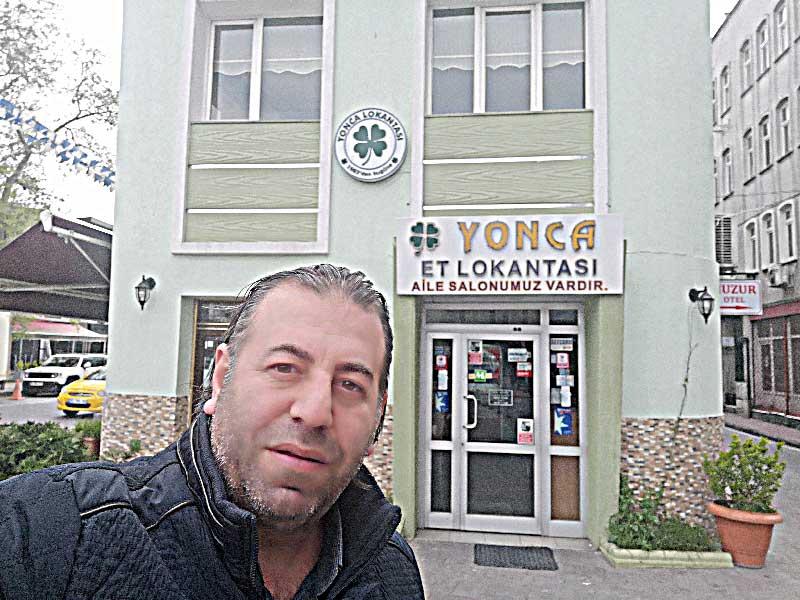 Muzaffer Çevik Yonca Et Lokantası Kasımpaşa