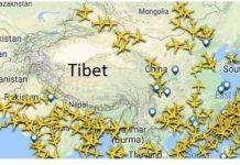 Uçaklar Tibet'in Üstünden Neden Uçmaz?