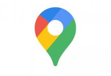 Google Haritalar Yeni Logo